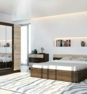 Спальня горизонт с матрасом