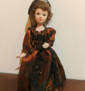 Кукла Пепита Хименс