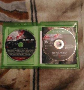 Ведьмак XBOX ONE