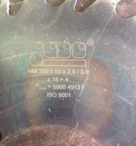 Пилы дисковые gass