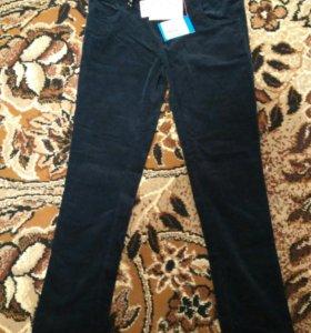 Новые вельветовые брюки.