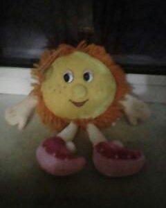 Игрушка солнышко
