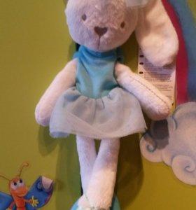 Новая зайка-балерина коллекции Milly&Boris