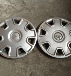 Оригинальные колпаки Ford Focus r15