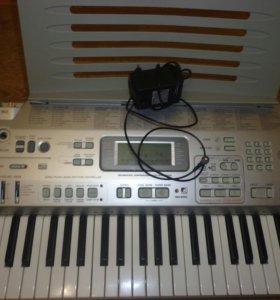 Сasio синтезатор