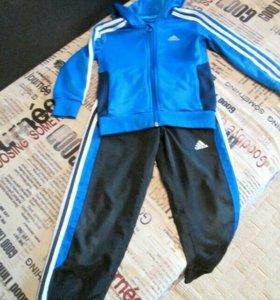 Adidas cпортивный костюм детский