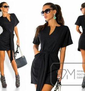 Новое платье стильное