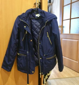 Новая куртка демисезонная женская