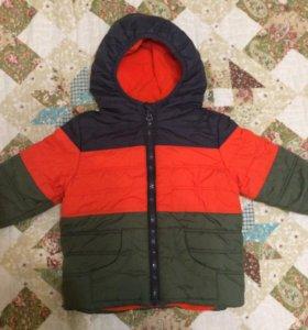 Демисезонная куртка на мальчика Topomini(Германия)