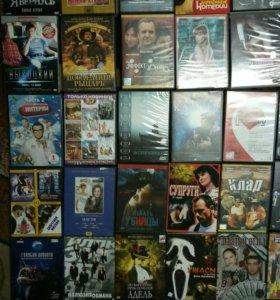 DVD фильмы, сериалы