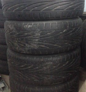 Резина toyo Proxes T1R zr16 215/55, 225/55