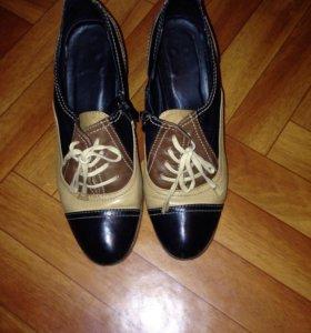 Туфли-ботиночки