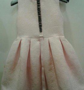 Платье. Георгиевская лента в подарок