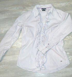 Новая рубашка Tommy Hilfiger оригинал