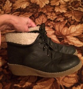 Ботинки 35 р-р