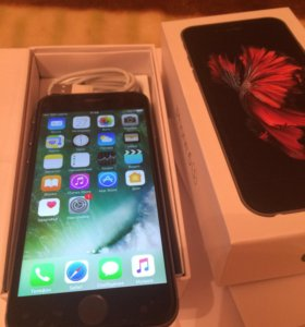 iPhone 6s 16g space gray