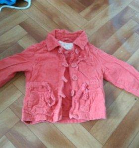 Пиджачок на 2 годика