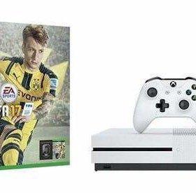 Xbox One S 1 TB fifa 17 Exclusive Bundle