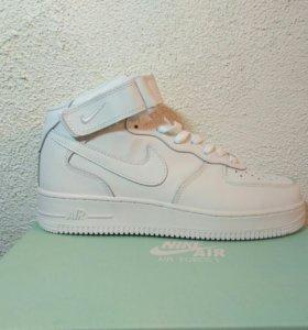Кроссовки Nike Air Force mid 1 36-40р