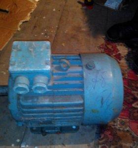 Двигатель асинхронный 3ф. 1.6кв 1400 об.мин