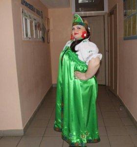 Пошив народных костюмов и кокошников.