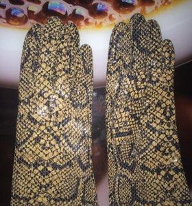 Перчатки Питон