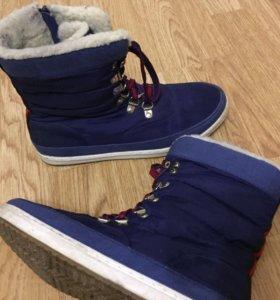 Ботинки-дутики