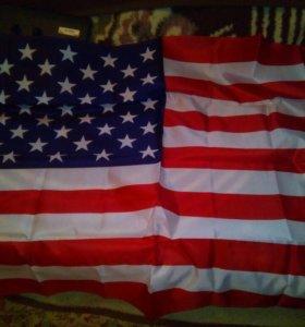 Флаг США,