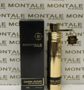 Парфюм Montale Dark Aoud 20 ml.