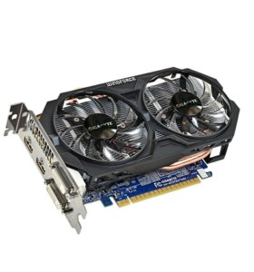GeForce GTX 750 Ti от GigaByte 2048Mb