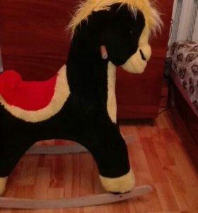 Детская лошадка