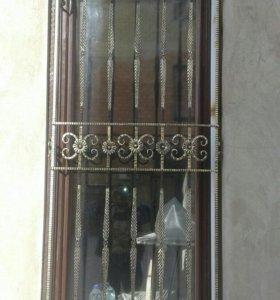 решётки перила ограды на заказ