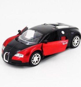 Радиоуправляемая машина MZ Bugatti Veyron 1:14.