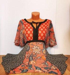 Шифоновое платье/туника