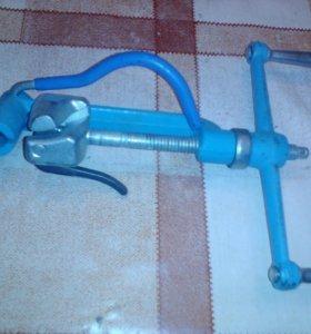 Инструмент OPV-BK для натяжения стальной ленты
