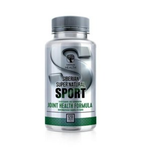 Siberian super natural sport глюкозамин и хондроит
