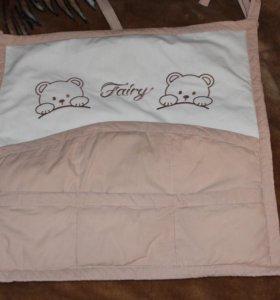 Карман для кроватки Fairy (хлопок)