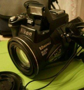 Фотоаппарат Nikon coolpix 8700