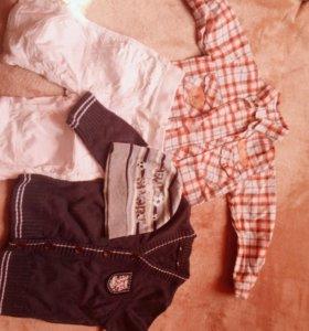 Одежда на мальчика 1 года