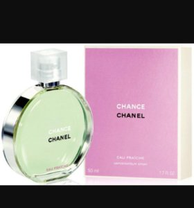 Духи Шанель Шанс Фреш (Chanel Chance Eau Fraiche)