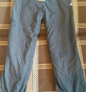 Новые мужские спортивные штаны adidas темно-серые
