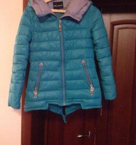Куртка новая( весна)