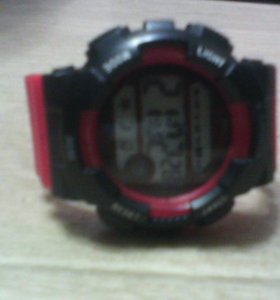 спортивные наручные часы