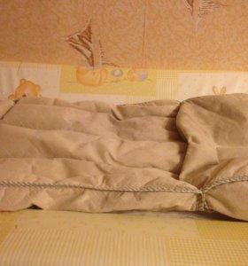 Матрасик для купания новорожденного