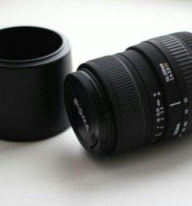 Sigma AF 55-200mm для Canon