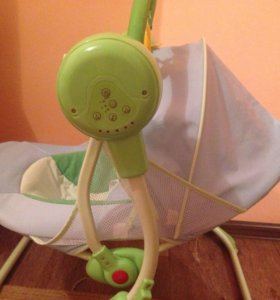 Электрокачели для малыша