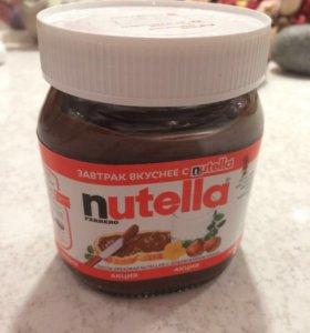 Nutella нутелла 1 кг.