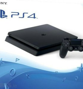 Sony PS4 - Slim 500 ГБ