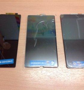 Дисплей для Sony Xperia +тачскрин
