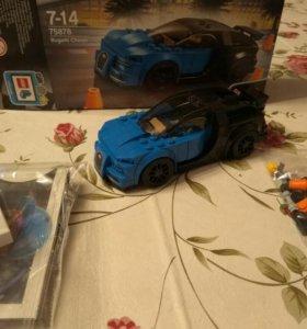 Lego SPEED CHAMPIONS 75878 Bugatti